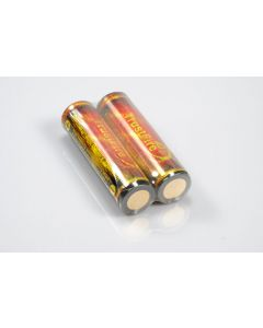 TrustFire Protected 18650 3000mAh Li-ion oplaadbare batterij(1 paar)