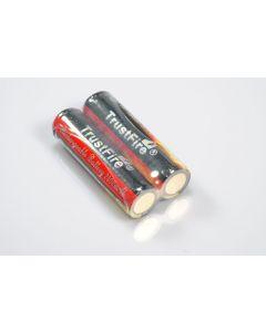TrustFire Protected 18650 2400mAh Li-ion oplaadbare batterij(1 paar)