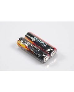 TrustFire Protected 3.7V 900mAh Oplaadbare Li-ion 14500 Batterij(1 paar)