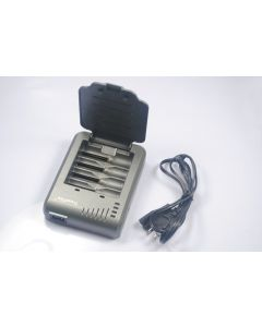 Trustfire TR - 003P 4 oplaadbare batterijoplader voor 10440/14500/16340/17670/18500/18650