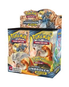 360Pcs Pokemon TCG: Zon & Maan Ongebroken Obligaties Booster Box Trading Collectibles Kaarten