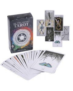Het wilde onbekende Tarotdek en de gids