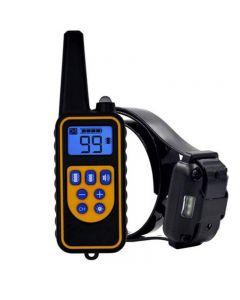 2020 Nieuwe Dog Training Device Bark Controle Kraag Hond Vibratie Afstandsbediening Hond Drive Ultrasone Elektronische Kraag Dubbele Trillingen