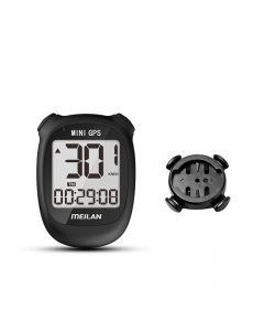 Meilan M3 MINI GPS fietscomputer fiets GPS Snelheidsmeter Snelheid Hoogte DST Rijtijd Draadloze fietscomputer
