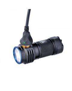 TrustFire MC1 Baton CREE XP-L HI 00 lumen LED Compact mini EDC Zaklamp sleutelhanger Torch