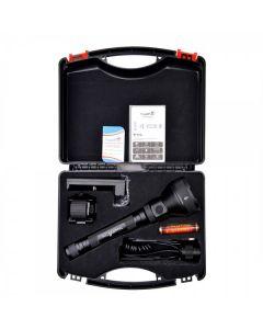 Trustfire T70 Kit CREE XHP35 HI 00 Meter 2300lumens High Power Oplaadbare Led Zaklamp