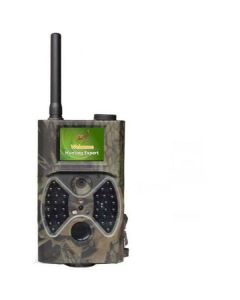 HC-300M 12MP 1080P Night Vision Hunting Traps GPRS Scouting Infrarood voor Trail Hunting Camera