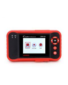LANCERING CRP123 OBD2 Automotive Scanner ABS SRS Airbag Transmissie Motor Auto Diagnostisch Hulpmiddel Meertalig: