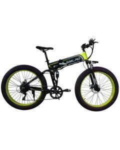 SMLRO 26 inch elektrische mountainbike verborgen 48V lithium batterij 350w elektrische fiets accu in plaats van wandelen ebike