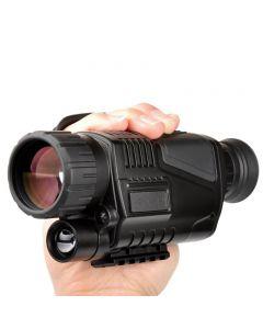 5 x 40 Infrarood Night Vision Monocular Night Vision Infrarood Digital Scope for Hunting Telescope Long Range met ingebouwde camera