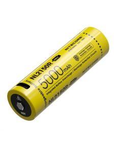 Nitcore NL2150R 5000mAH 3.6V 18WH 21700 USB-C Li-ion oplaadbare batterij