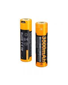 FENIX ARB-L18-3500U 3500MAH USB Opladen Batterij -1-pc's