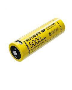 Nitcore NL2150HPR 5000mAH 3.6V 18WH 21700 USB-C Li-ion oplaadbare batterij