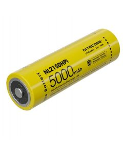 Nitcore NL2150HPI 5000 MAH 3.6V 18WH 21700 Li-ion oplaadbare batterij