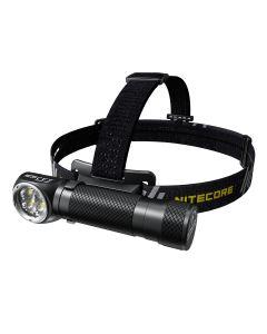 Nitcore HC35 4 x CREE XP-G3 S3 LED 2700 lumen 134 meter 21700 batterij USB oplaadbare koplamp