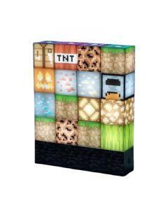 Nachtlamp Diy Blokken Novely Desk Lamp Pret voor Kinderen Stapelbare Stitching Stand Lamp Decoratie Ornament