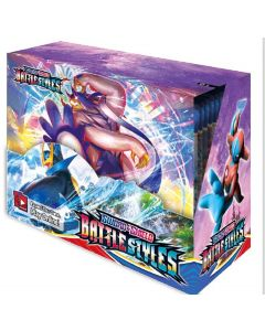 2021 Nieuwe Pokemon TCG: Sword & Shield Battle Styles Booster Box Trading Card Game Collection Toys-36 Packs