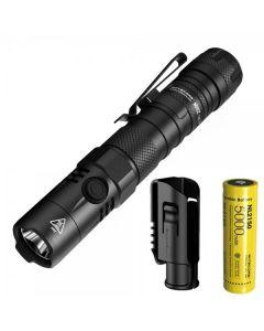 Nitcore MH12 V2 CREE XP-L2 V6 LED 1200 Lumens 21700 Batterij Zaklamp