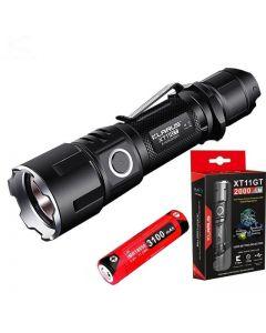 Klarus XT11GT CREE XPH35 HD E4 2000 Lumen LED-zaklamp