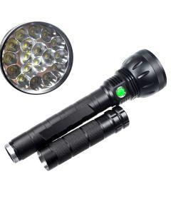 UltraFire 18T6 26000-Lumen 18xCree XM-L T6 5-Mode geheugen LED Flashlight Zaklamp