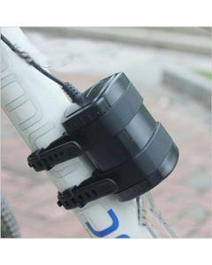 Waterdicht 8.4V 4 * 18650 oplaadbare batterij Pack voor fiets lichten