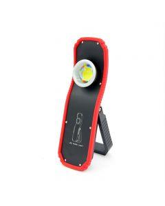 60W Draagbare Flashlight USB Oplaadbare LED-werklamp Magnetische COB Hangende haaklamp voor Outdoor Camping Light