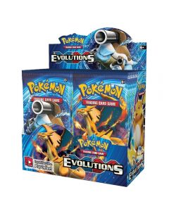 Pokemon TCG: XY Evolutions Verzegelde Booster Box Collectible Trading Cards 36 Packs