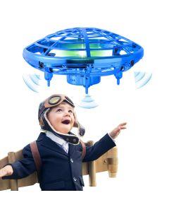 UFO vliegende bal speelgoed, zwaartekracht Trotying hand bediende schorsing helikopter speelgoed, infrarood inductie interactieve drone indoor flyer speelgoed