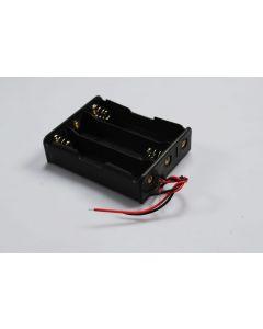 DIY-batterijvak voor 3 * 18650 batterij