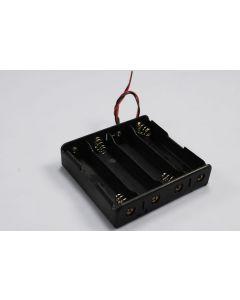 DIY-batterij voor 4 * 18650 batterij