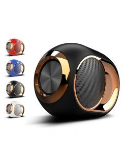 Golden Egg Bluetooth speaker, draagbare high-end draadloze luidspreker, 8 DB Stereo Bluetooth Speaker Mini Bluetooth-speler, supersterke subwooferluidspreker