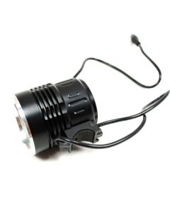 Sky Ray 6t6 Fietslamp 6xcree XM-L T6 6000 Lumen 4 Modi LED Fietskoplampen