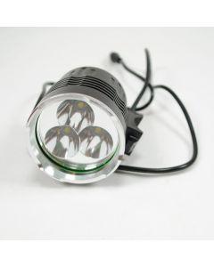 Sky Ray 3T6 Fietsverlichting 3xcree XM-L T6 3800 Lumen 4 Modi LED Fietsverlichting