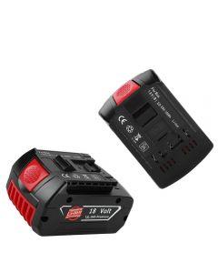2020 18V oplaadbare batterij voor Bosch 18V batterij back-up draagbare vervanging voor Bosch BAT609