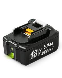 Nieuwe vervang makite 18V Lithium Hoge Vraag 4.0Ah oplaadbare batterij voor Milwaukee BL1840 BL1860 Vervangende Tool Batter