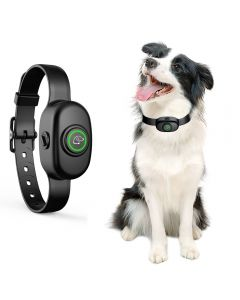 400m Elektrische Dog Training Collar Pet Afstandsbediening Waterdichte oplaadbare voor alle grootte Bark-stop halsbanden