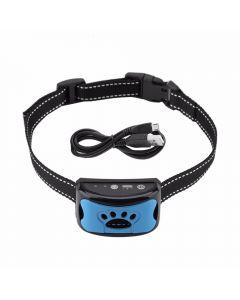 Huisdier Hond Anti Barking Apparaat USB Elektrische Ultrasone Honden Training Kraag Hond Stop Blaffende Trillingen Anti Bark Kraag Dropship