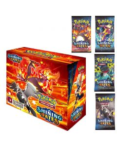 2021 NIEUWE 360Pcs Pokemon TCG: Shining Fates Booster Box Trading Card Game Collection Speelgoed