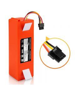 14.4V li-ion Batterij Stofzuiger accessoires voor xiaomi mi robot Robotics cleaner roborock S50 S51 S55 T4 T6