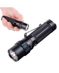 Trustfire MC3 CREE XHP50 2500 LUGEN LED-zaklamp USB Magnetische oplaadtoorts 21700 Oplaadbaar Licht IP68 Waterdichte EDC Handheld Lamp Werklampen