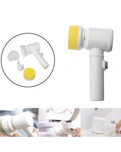 Handheld elektrische reinigingsborstel power scrubber borstel draadloze reinigingsborstel voor badkamer tub keuken huishoudelijke reinigingsgereedschap