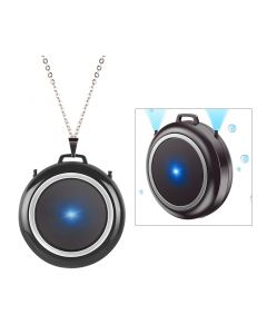 Wearable Air Purifier Ketting Mini Draagbare USB Air Cleaner Negatieve Ion Generator Low Noise Luchtverfrisser
