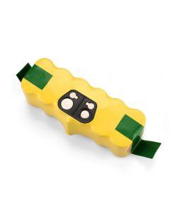 14.4V Ni-MH Batterij voor iRobot Roomba Sweeper batterij