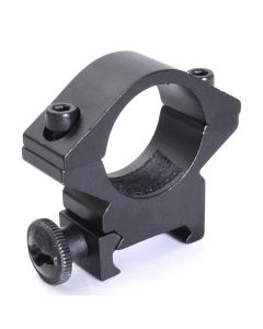 Zaklamp Houder Optische beugel 25.4mm Hole-Mount Torch Mount Houders Fit voor 20 mm Weaver-rails