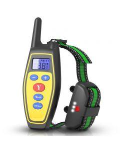 2020 Nieuwe 400m Elektrische Auto Dog Training Collars Waterdichte oplaadbare hondenkraag met afstandsbediening Ontvanger PET-training