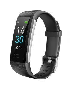 S5 Sports Smart Watch's hartslag Bloeddruk en lichaamstemperatuur Monitoring IP68 Waterdichte armband Heren en vrouwen