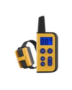 2020 NIEUWE 1000m Elektrische Dog Training Collar PET Afstandsbediening Waterdicht Oplaadbaar met LCD-scherm voor alle maten Bark-stop halsbanden