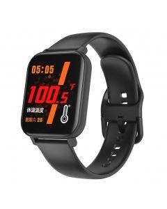 Smart Horloge F25 Body Temperatuur Smart Horloge Sport Armband Ondersteuning Hartslag Bloeddruk Bloed zuurstof