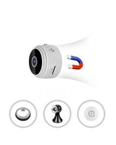A9 DV WIFI Mini Camera 1080P HD Motion Detection / IR Night Vision 150 graden Groothoek Voice Video Webcam