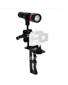 HOT AANBIEDING ARCHON Z09 Onderwater Scuba Light Mount GoPro Ondersteuning Onderwater Video Bracket